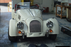 2011-07-14 The Morgan Motor Car Factory, Malvern, Worcestershire.  (209)209