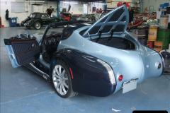 2011-07-14 The Morgan Motor Car Factory, Malvern, Worcestershire.  (219)219