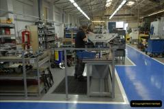 2011-07-14 The Morgan Motor Car Factory, Malvern, Worcestershire.  (252)252