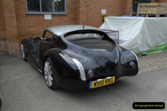2011-07-14 The Morgan Motor Car Factory, Malvern, Worcestershire.  (256)256