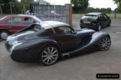 2011-07-14 The Morgan Motor Car Factory, Malvern, Worcestershire.  (295)295