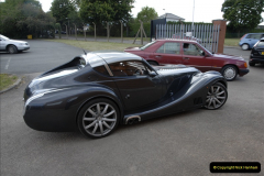 2011-07-14 The Morgan Motor Car Factory, Malvern, Worcestershire.  (296)296