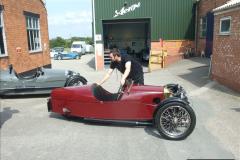 2011-07-14 The Morgan Motor Car Factory, Malvern, Worcestershire.  (33)033