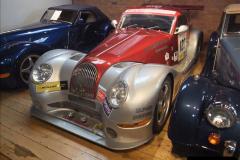 2011-07-14 The Morgan Motor Car Factory, Malvern, Worcestershire.  (43)043