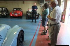 2011-07-14 The Morgan Motor Car Factory, Malvern, Worcestershire.  (59)059