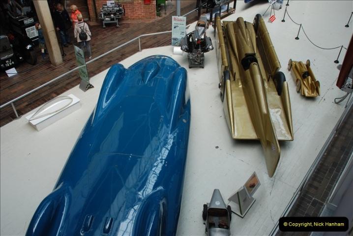 2012-06-25 National Motor Museum, Beaulieu, Hampshire.  (111)111