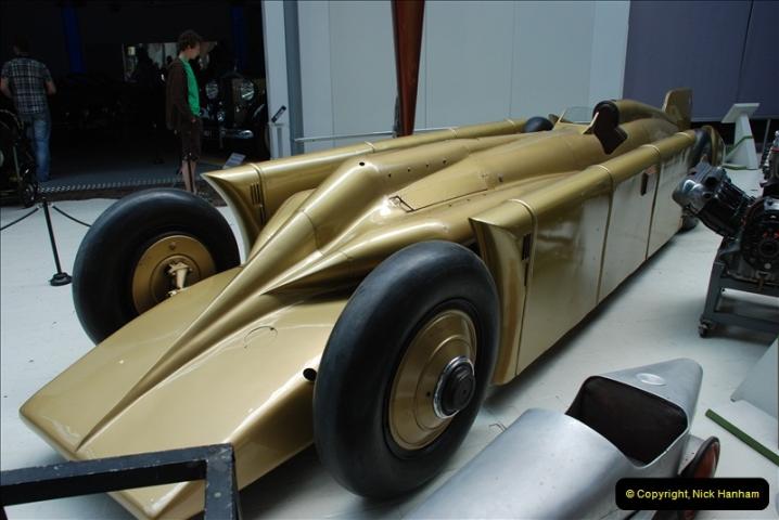 2012-06-25 National Motor Museum, Beaulieu, Hampshire.  (127)127