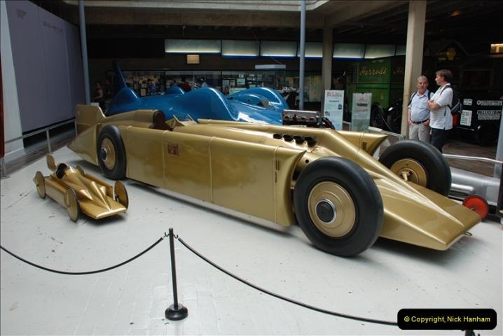 2012-06-25 National Motor Museum, Beaulieu, Hampshire.  (129)129