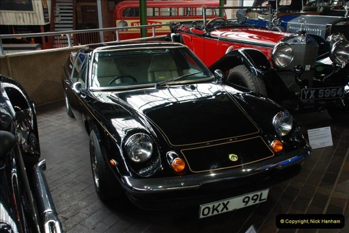 2012-06-25 National Motor Museum, Beaulieu, Hampshire.  (195)195