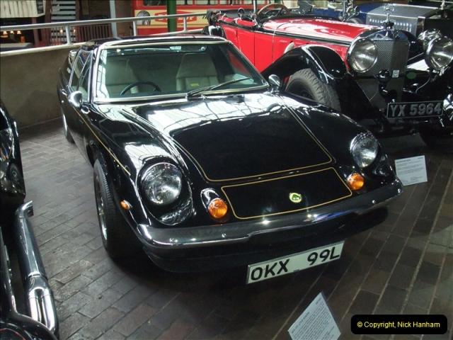 2012-06-25 National Motor Museum, Beaulieu, Hampshire.  (197)197