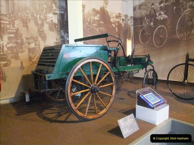 2012-06-25 National Motor Museum, Beaulieu, Hampshire.  (20)020