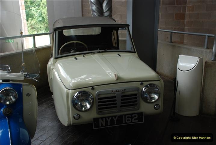 2012-06-25 National Motor Museum, Beaulieu, Hampshire.  (216)216