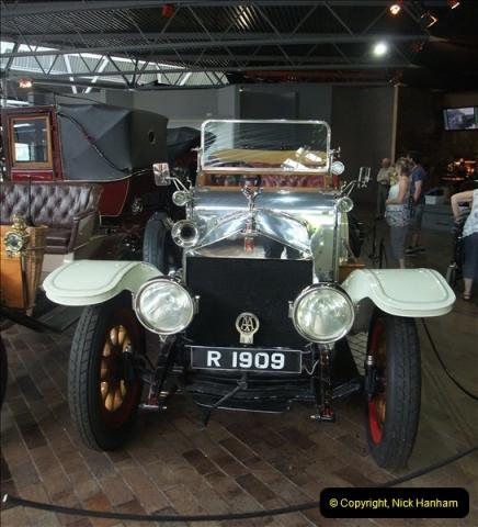 2012-06-25 National Motor Museum, Beaulieu, Hampshire.  (31)031