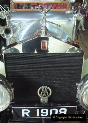2012-06-25 National Motor Museum, Beaulieu, Hampshire.  (33)033