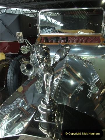 2012-06-25 National Motor Museum, Beaulieu, Hampshire.  (34)034