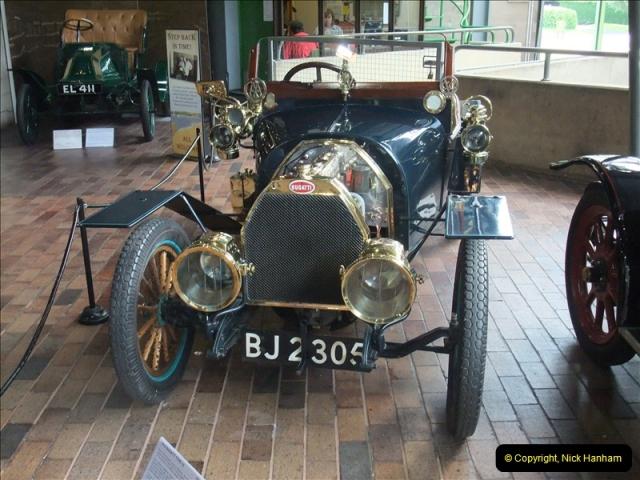2012-06-25 National Motor Museum, Beaulieu, Hampshire.  (38)038