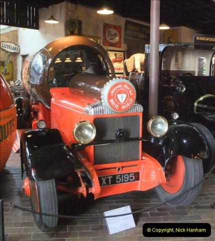 2012-06-25 National Motor Museum, Beaulieu, Hampshire.  (72)072