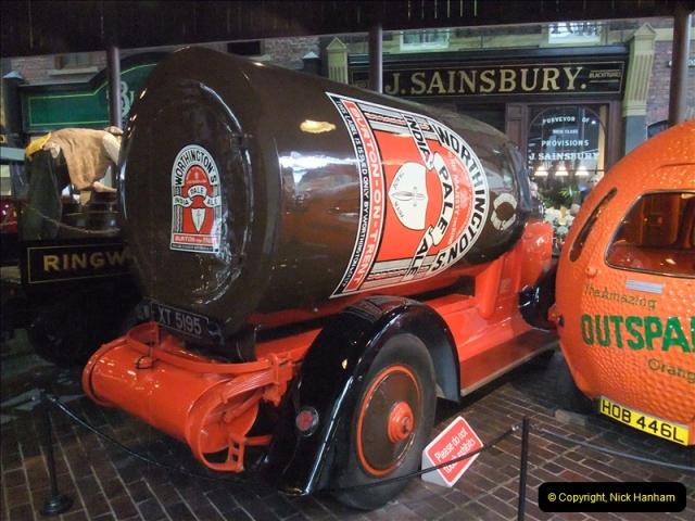 2012-06-25 National Motor Museum, Beaulieu, Hampshire.  (73)073