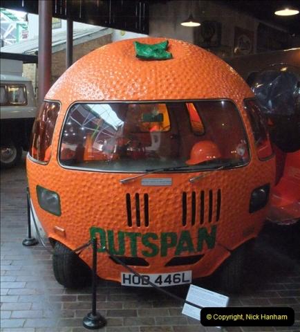 2012-06-25 National Motor Museum, Beaulieu, Hampshire.  (74)074