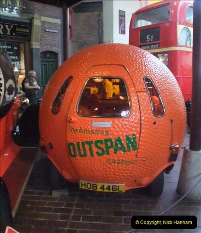 2012-06-25 National Motor Museum, Beaulieu, Hampshire.  (75)075