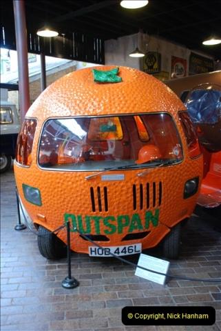 2012-06-25 National Motor Museum, Beaulieu, Hampshire.  (77)077