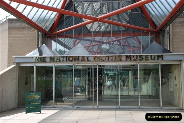 2012-06-25 National Motor Museum, Beaulieu, Hampshire.  (8)008