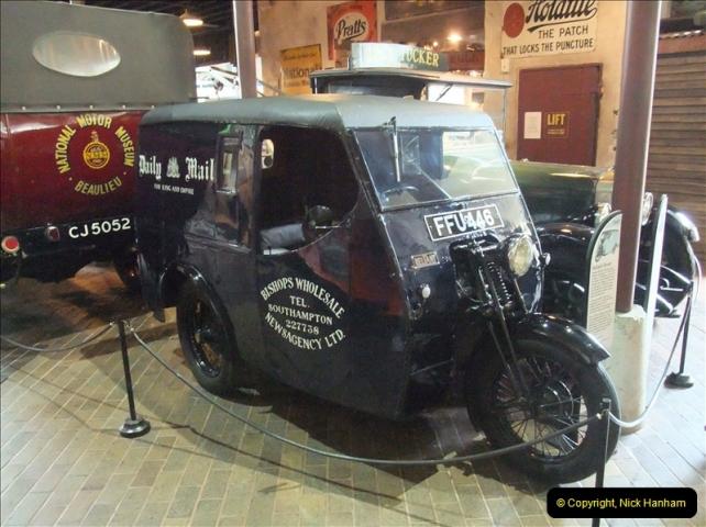 2012-06-25 National Motor Museum, Beaulieu, Hampshire.  (80)080