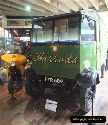 2012-06-25 National Motor Museum, Beaulieu, Hampshire.  (82)082