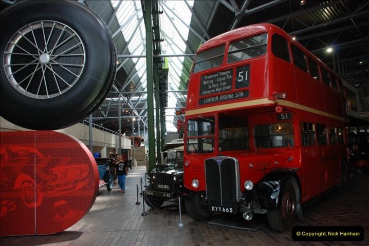 2012-06-25 National Motor Museum, Beaulieu, Hampshire.  (92)092