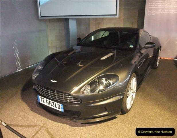 2012-06-25 The James Bond 007 Land, Sea & Air Collection.  (1)381