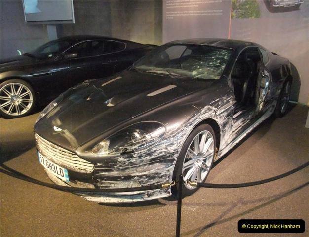 2012-06-25 The James Bond 007 Land, Sea & Air Collection.  (2)382