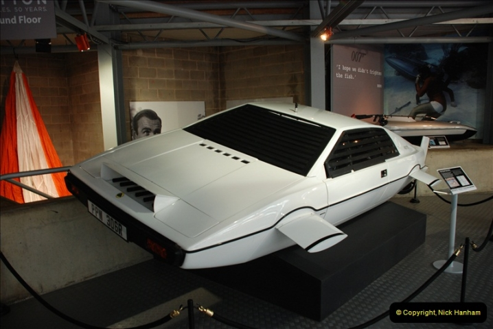 2012-06-25 The James Bond 007 Land, Sea & Air Collection.  (5)385