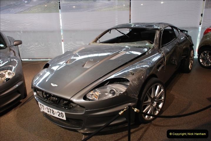 2012-06-25 The James Bond 007 Land, Sea & Air Collection.  (62)442
