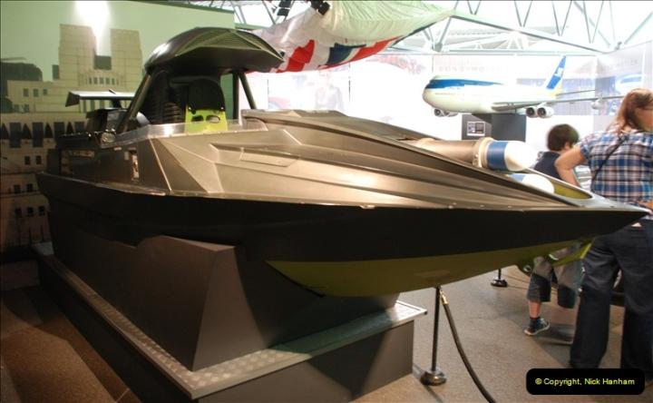 2012-06-25 The James Bond 007 Land, Sea & Air Collection.  (65)445