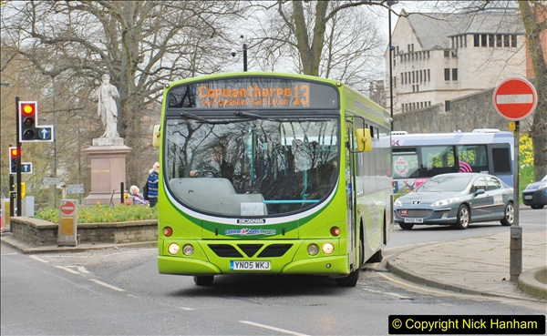 2018-04-16 to 20 York, Yorkshire.  (11)015