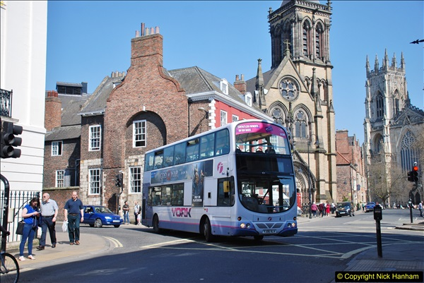2018-04-16 to 20 York, Yorkshire.  (53)057