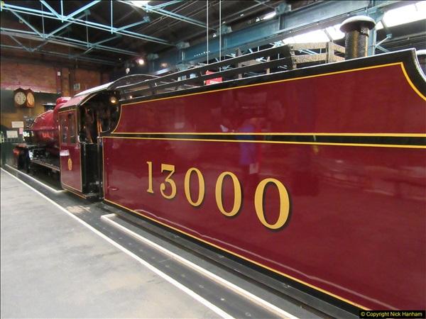 2018-04-17 & 19 The NRM York, Yorkshire.  (18)019
