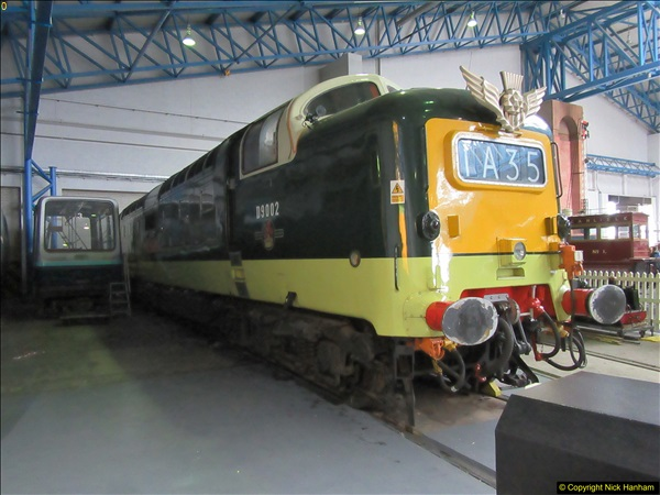 2018-04-17 & 19 The NRM York, Yorkshire.  (316)317