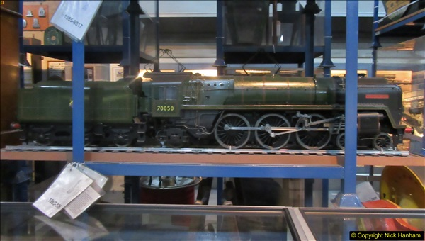 2018-04-17 & 19 The NRM York, Yorkshire.  (375)376