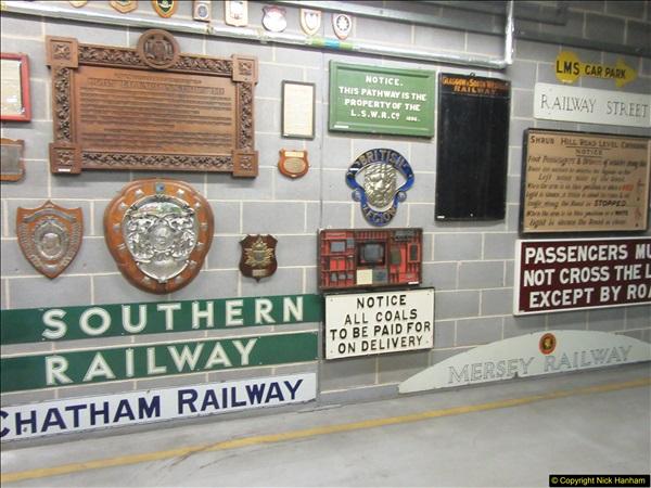 2018-04-17 & 19 The NRM York, Yorkshire.  (398)399