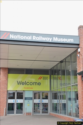 2018-04-17 & 19 The NRM York, Yorkshire.  (6)007