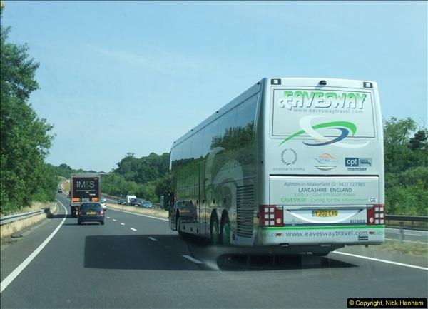 Newbury Bus Rally 14 July 2014