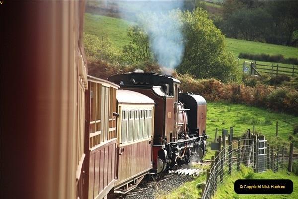 2018-10-09 Welsh Hiland Railway.  (30)030