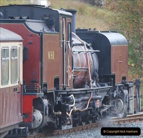 2018-10-09 Welsh Hiland Railway.  (69)069