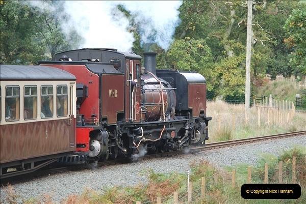 2018-10-09 Welsh Hiland Railway.  (70)070