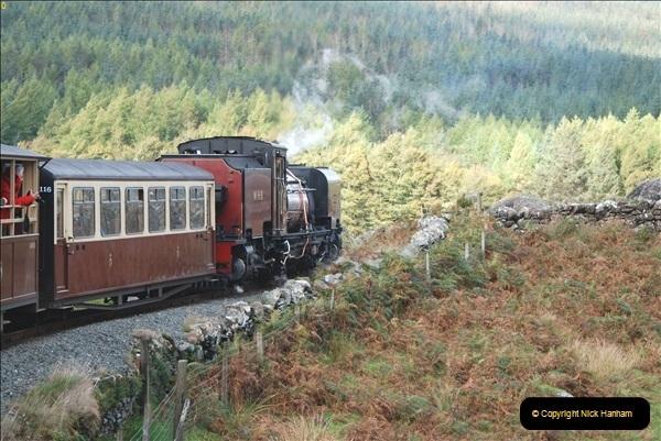 2018-10-09 Welsh Hiland Railway.  (75)075