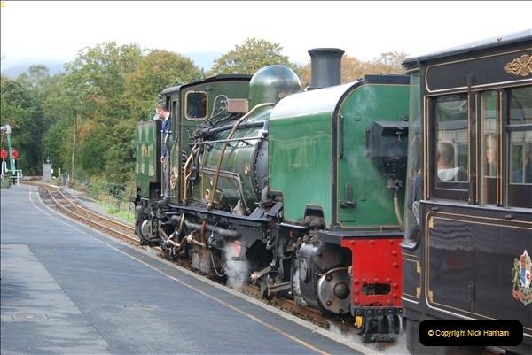 2018-10-09 Welsh Hiland Railway.  (85)085