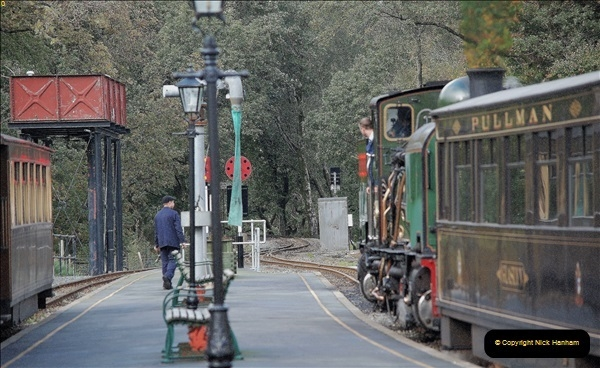 2018-10-09 Welsh Hiland Railway.  (86)086