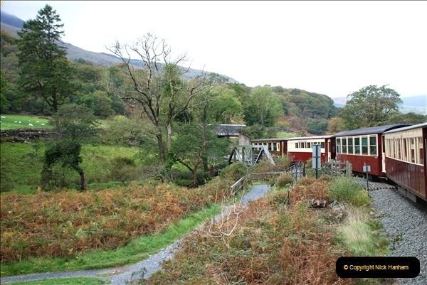 2018-10-09 Welsh Hiland Railway.  (91)091