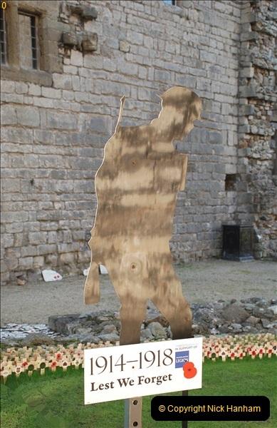 2018-10-10 Caernarfon Castle.  (12)011